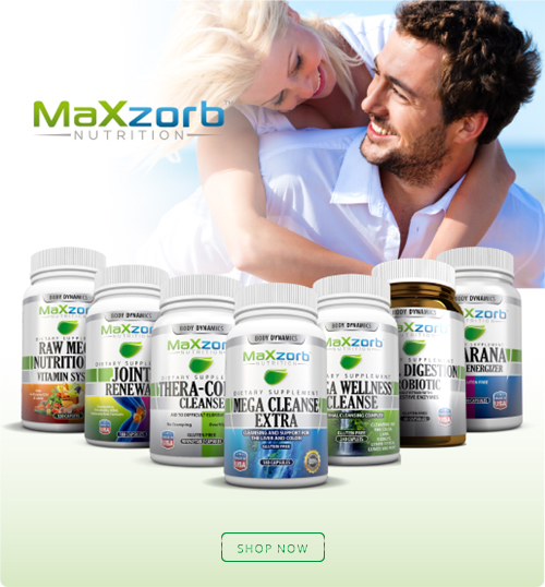 Maxzorb products