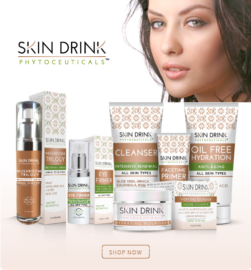 Skin Drink products