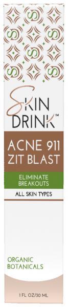 Skin Drink Acne911 Zit  Blast