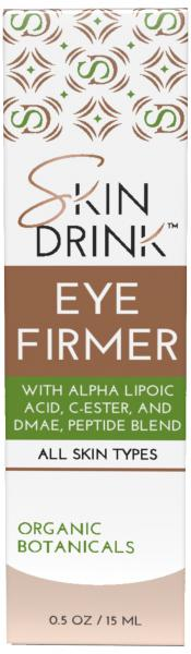 Skin Drink  Eye Firmer