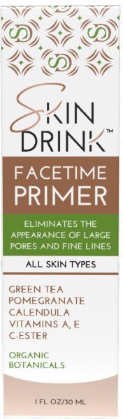Skin Drink FaceTime Primer On Backorder