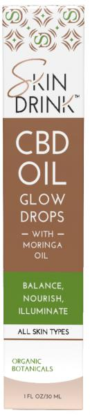 CBD Oil Glow Drops