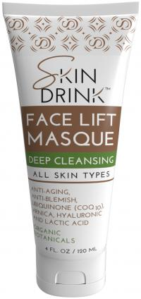 Skin Drink Deep Cleansing Face Lift Masque